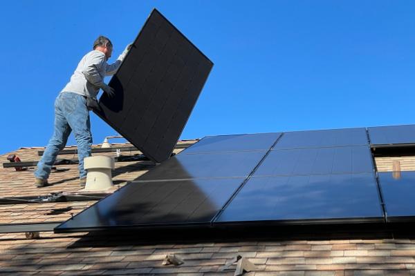que placas solares elegir para una vivienda unifamiliar