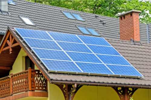 instalacion sistema fotovoltaico energia renovable solar panel solares