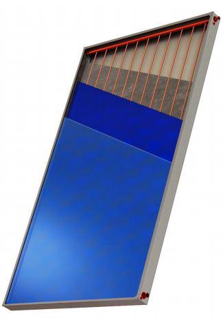 panel solar termico placas solares termicas acs