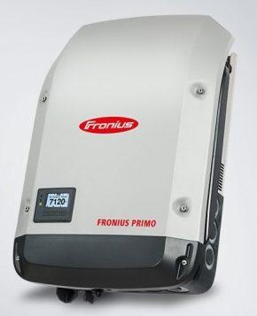 inversor de corriente placas solares fronius primo autosolar