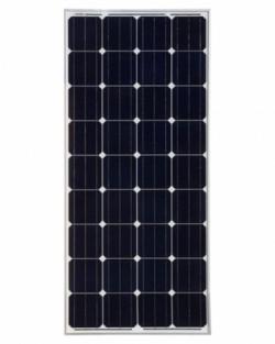 Panel solar monocristalino de 36 celulas fotovoltaicas 12v autosolar